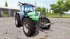 Deutz-Fahr AgroStar 6.21 pour Farming Simulator 2017