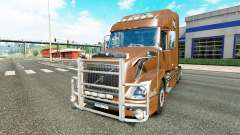 Volvo VNL 780 v2.0 pour Euro Truck Simulator 2