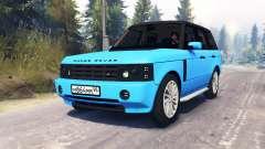 Range Rover Sport Pintoresca pour Spin Tires