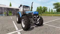 New Holland 8340 PowerStar SLE pour Farming Simulator 2017