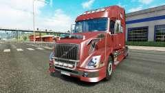 Volvo VNL 780 reworked pour Euro Truck Simulator 2