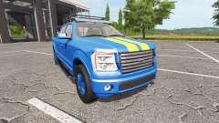 Lizard Pickup TT ford pour Farming Simulator 2017