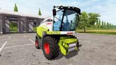 CLAAS Jaguar 840 für Farming Simulator 2017
