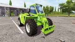 Merlo P41.7 Turbofarmer pour Farming Simulator 2017