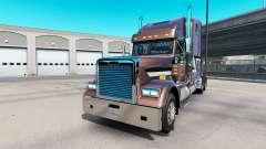 Freightliner Classic XL v1.4.1 für American Truck Simulator