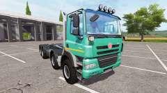 Tatra Phoenix T158 8x8 pour Farming Simulator 2017