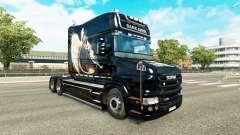 Dark Angel-skin für den Scania T truck für Euro Truck Simulator 2