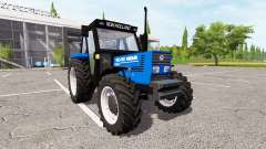New Holland 110-90 Fiatagri blue für Farming Simulator 2017