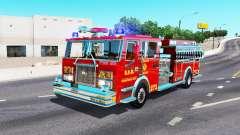 Fire truck für American Truck Simulator