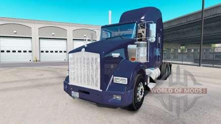 Kenworth T800 v1.1 für American Truck Simulator