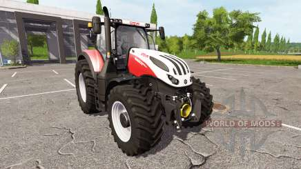 Steyr Terrus 6300 CVT v1.3 pour Farming Simulator 2017