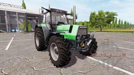 Deutz-Fahr AgroStar 6.61 faster pour Farming Simulator 2017