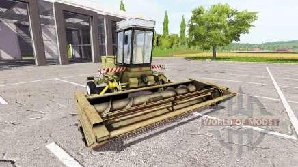 Fortschritt E 302 pour Farming Simulator 2017
