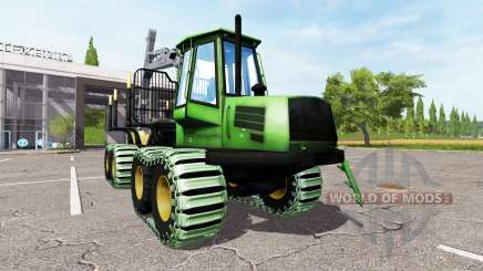 John Deere 1110D für Farming Simulator 2017