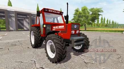 New Holland 110-90 Fiatagri red für Farming Simulator 2017