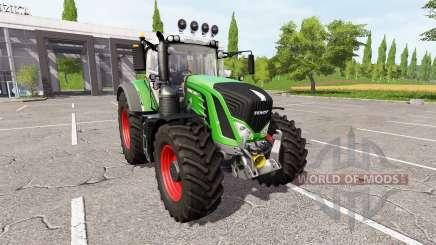 Fendt 936 Vario v1.1 für Farming Simulator 2017
