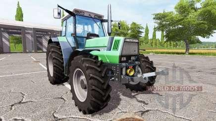 Deutz-Fahr AgroStar 6.21 für Farming Simulator 2017
