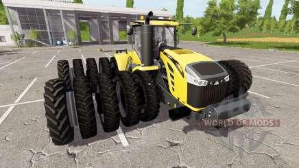 Challenger MT975E v1.2 pour Farming Simulator 2017
