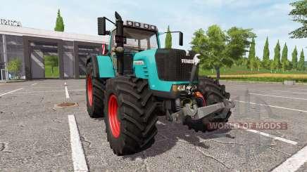 Fendt 930 Vario TMS petrol für Farming Simulator 2017