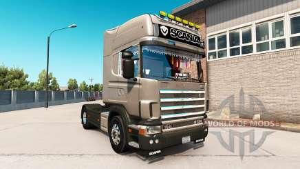 Scania 164L 580 Topline für American Truck Simulator