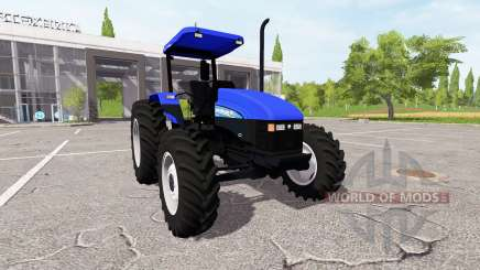 New Holland TL95E für Farming Simulator 2017