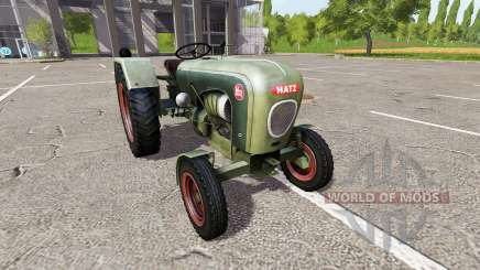 Hatz H340 für Farming Simulator 2017