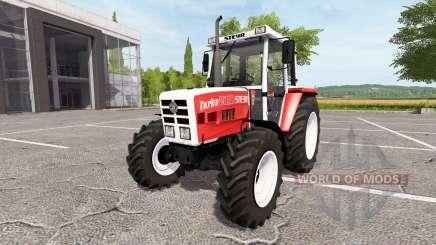 Steyr 8090A Turbo SK2 v1.5 pour Farming Simulator 2017