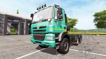 Tatra Phoenix T158 v0.9.5 pour Farming Simulator 2017