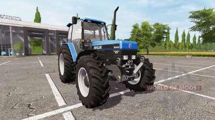 New Holland 8340 PowerStar SLE für Farming Simulator 2017