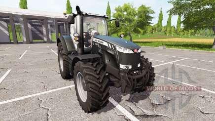 Massey Ferguson 8737 v1.1 für Farming Simulator 2017
