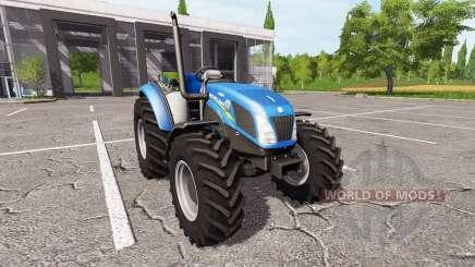 New Holland T4.75 v1.17 für Farming Simulator 2017