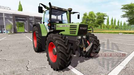 Fendt Favorit 512C Turbomatic v2.0 pour Farming Simulator 2017