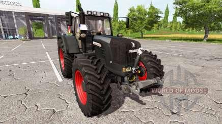Fendt 930 Vario TMS black beauty v1.1.1.1 für Farming Simulator 2017