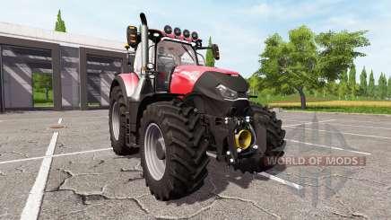Case IH Optum 270 CVX v1.1 pour Farming Simulator 2017