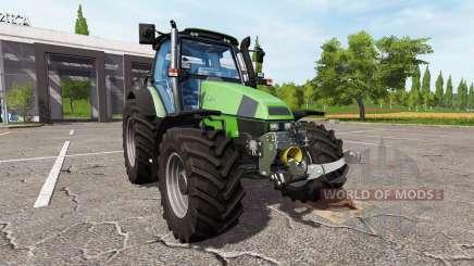 Deutz-Fahr Agrotron 120 Mk3 pour Farming Simulator 2017