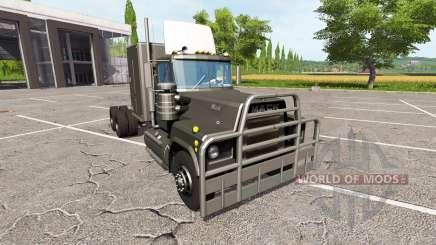 Mack RS700 pour Farming Simulator 2017