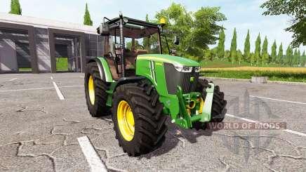 John Deere 5085M v1.2 für Farming Simulator 2017