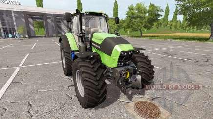 Deutz-Fahr Agrotron 7210 TTV für Farming Simulator 2017