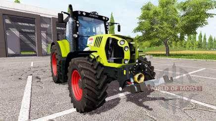 CLAAS Arion 530 für Farming Simulator 2017