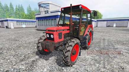 Zetor 5245 für Farming Simulator 2015