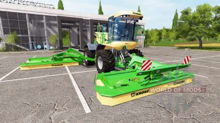 Krone BiG M 500 pour Farming Simulator 2017