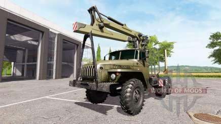 Ural-4320-LKW für Farming Simulator 2017
