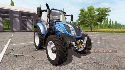 New Holland T5.120 für Farming Simulator 2017
