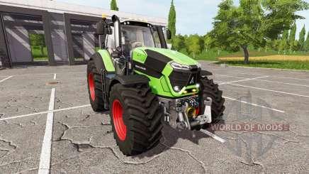 Deutz-Fahr 9340 TTV v1.1 pour Farming Simulator 2017
