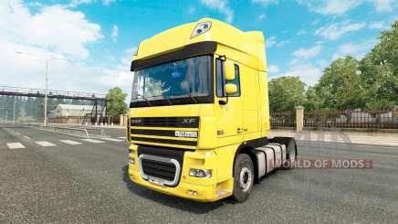 DAF XF 105.510 pour Euro Truck Simulator 2