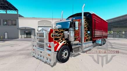 Kenworth W900 torton pour American Truck Simulator