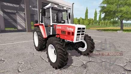 Steyr 8090A Turbo SK2 pour Farming Simulator 2017