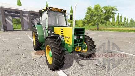Buhrer 6105A pour Farming Simulator 2017