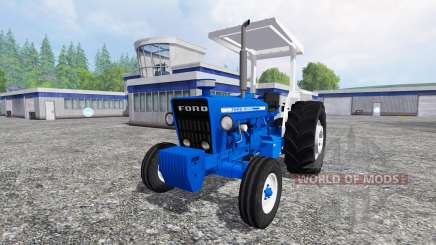 Ford 4600 v1.1 pour Farming Simulator 2015