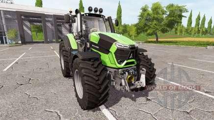 Deutz-Fahr 9340 TTV für Farming Simulator 2017